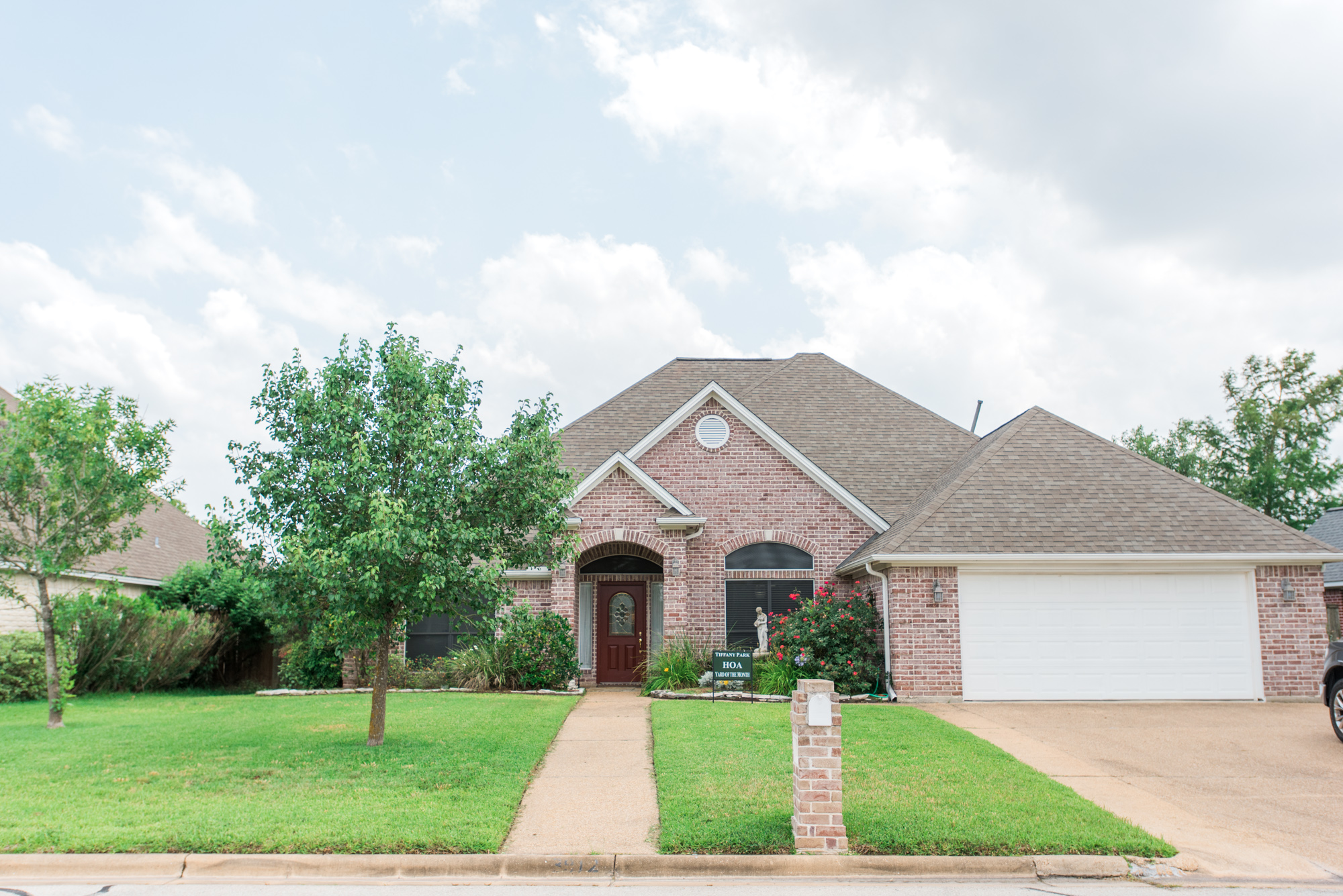 just sold 3912 park hurst college station texas