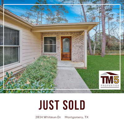Sold! 2834 Whitman Dr